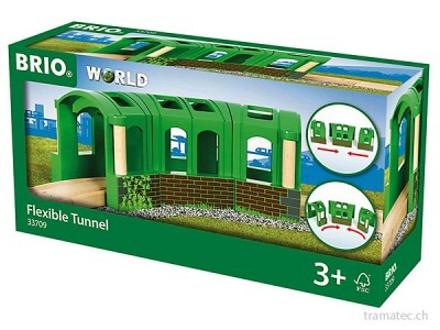 BRIO Flexibler Tunnel