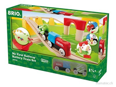 BRIO Bahn Set First Railway Brio
