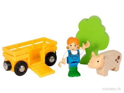 BRIO Spielpäckchen Bäuerin