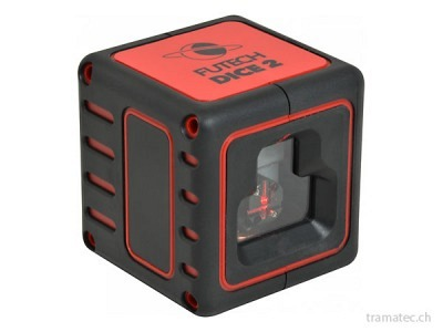 FUTECH Linienlaser Dice 2 rot