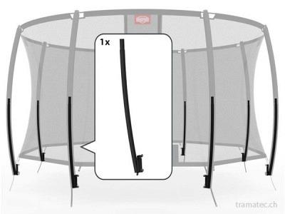 BERG Trampolin Ersatzteil unteres Rohr geschweisst (Deluxenetz)