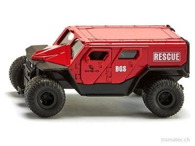 SIKU 2307 GHE-O Rescue