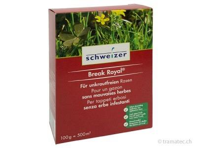 Eric Schweizer Break Royal 500 m2