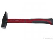 KRAFTWERK DIN-Schlosserhammer Fiberglas-Stiel 300 g